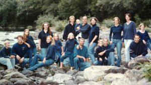 Chris, Shary and their thirteen children