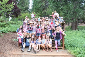 Youglife, Woodleaf Salvation Summer Camp