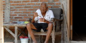 Mbah Gotho at 147 year old.