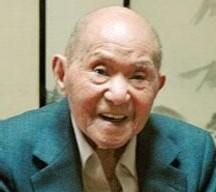 Tomoji Tanabe at 113
