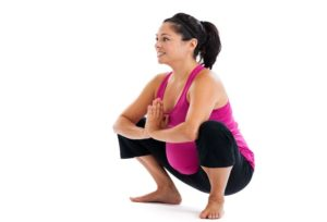 childbirth, pregnancy and exercises